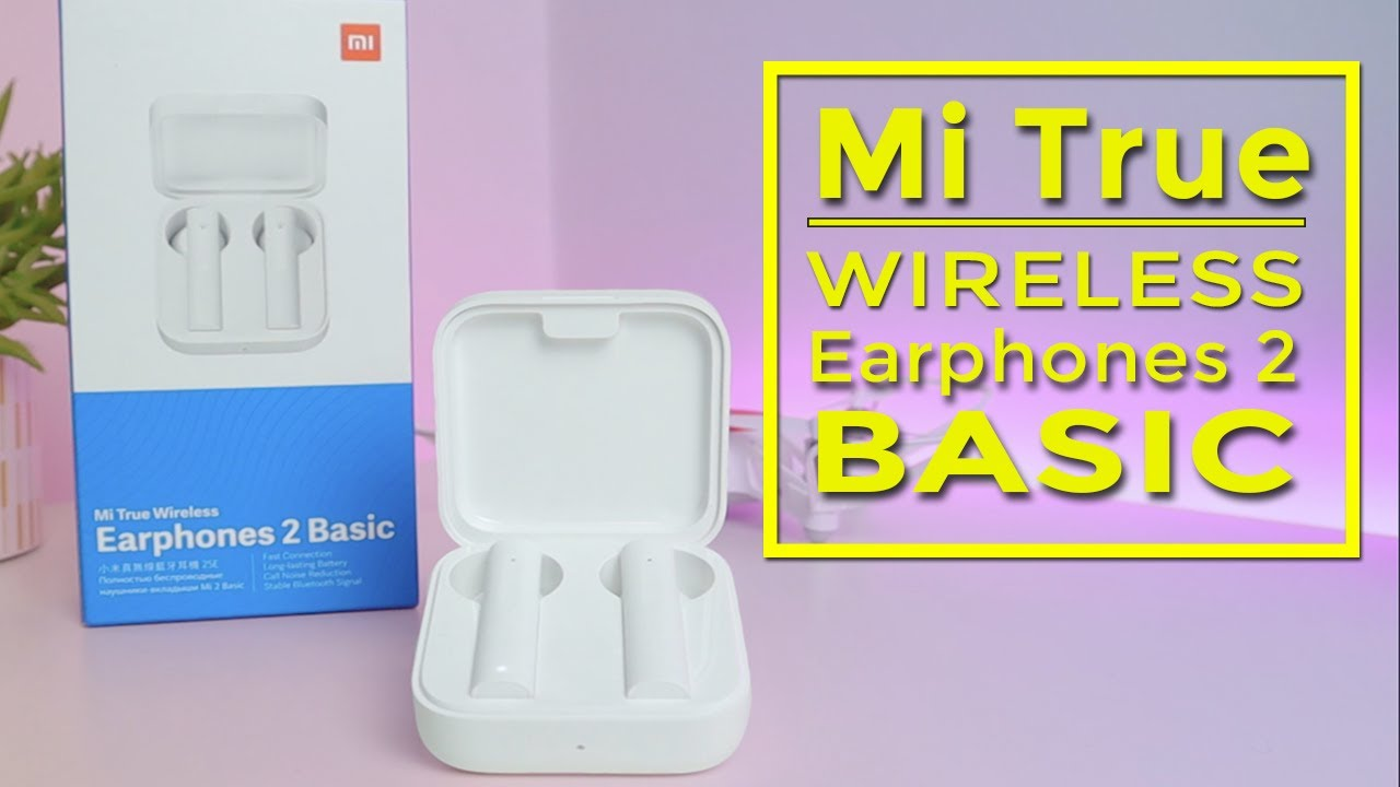 Mi True Wireless Earphones 2 Basic Review Youtube