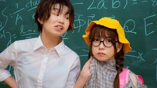 もしも天才小学生が天才先生と喧嘩したら…〜どどみちゃんに勝負を挑む者現る〜【寸劇】