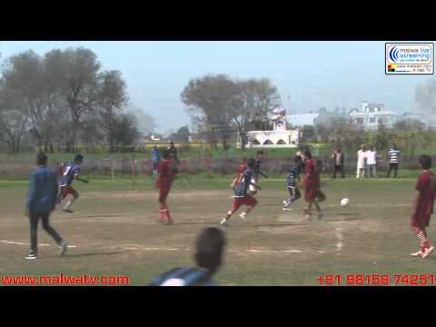 GOSAL (Banga - SBS Nagar) Football Finals - 2014.
