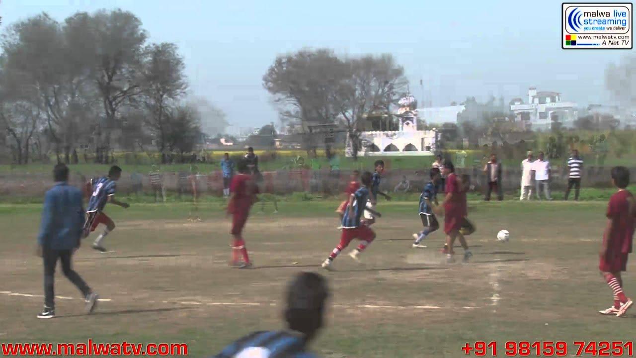 GOSAL (Banga - SBS Nagar) Football Finals - 2014.