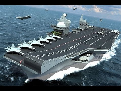 You Worlds Largest Aircraft Carrier To Boost Us Military Power Biggest In The World
