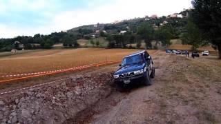 Nissan Patrol gr y61 Test drive