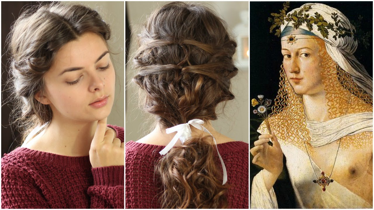 Lucrezia Borgia Tutorial Beauty Beacons Youtube