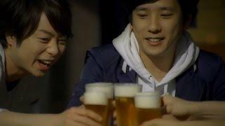 嵐KIRIN一番榨「幸福一番町開始」篇【日本廣告】二宮和也搬到「幸福一番...