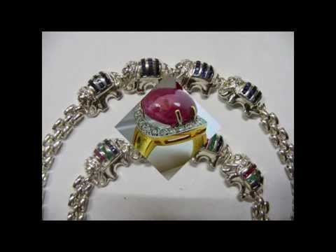 Thailand jewelry factory wholesale and retail price