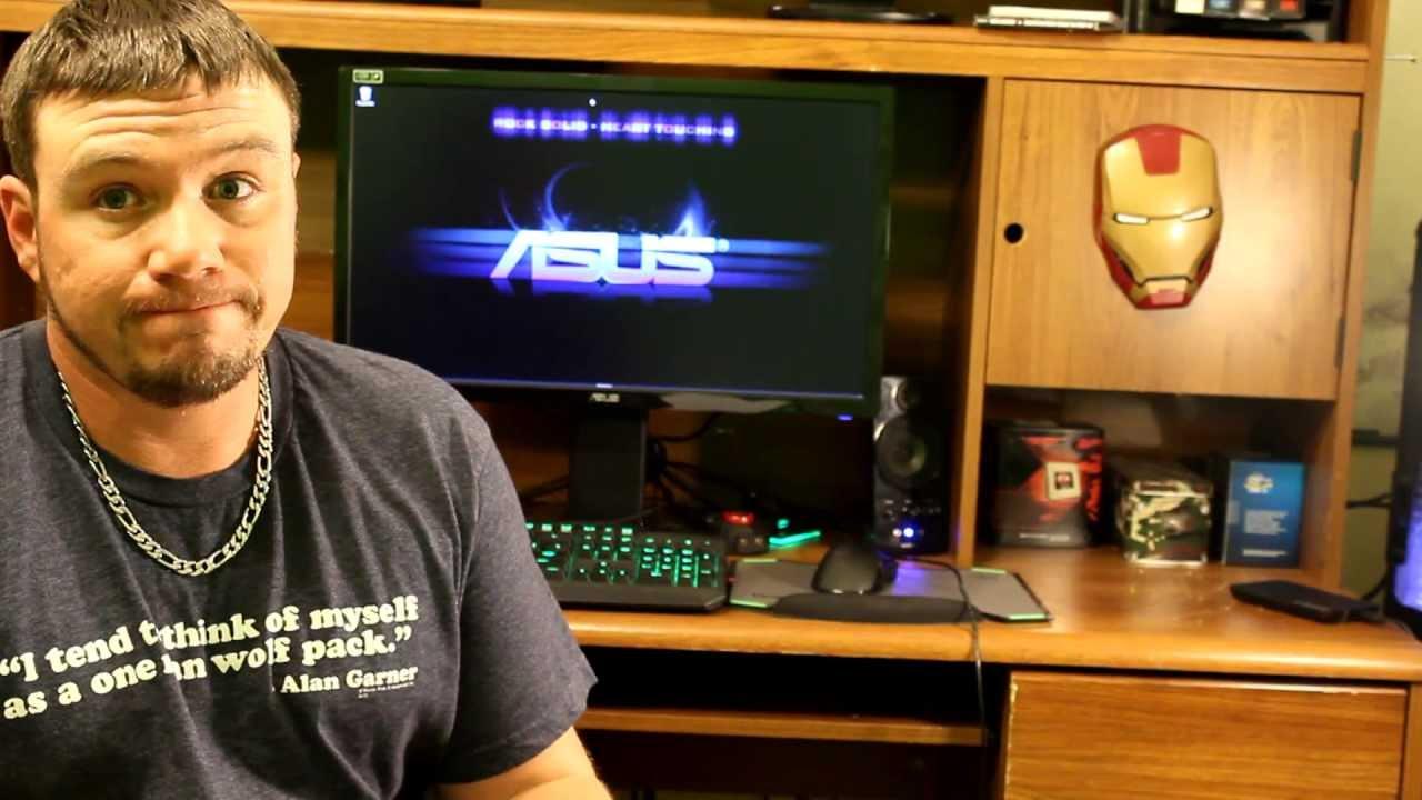 ASUS VG248QE 144HZ Gaming Monitor