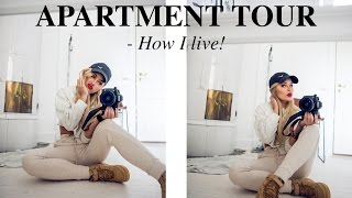 Apartment Tour - How I live!