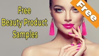 Get Free beauty product samples Like Makeup - My Beauty Corner