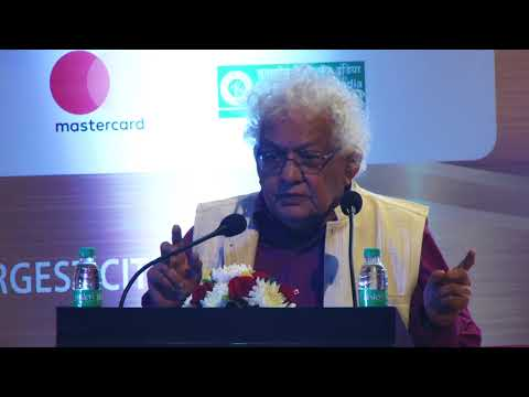 Jai Hind Keynote - Political Economy: Requisites for New India - Lord Meghnad Desai