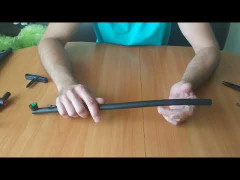 Магистральный шланг ЖУК для капельного полива 20 м (слепая трубка 16 мм) Полив33.РФ