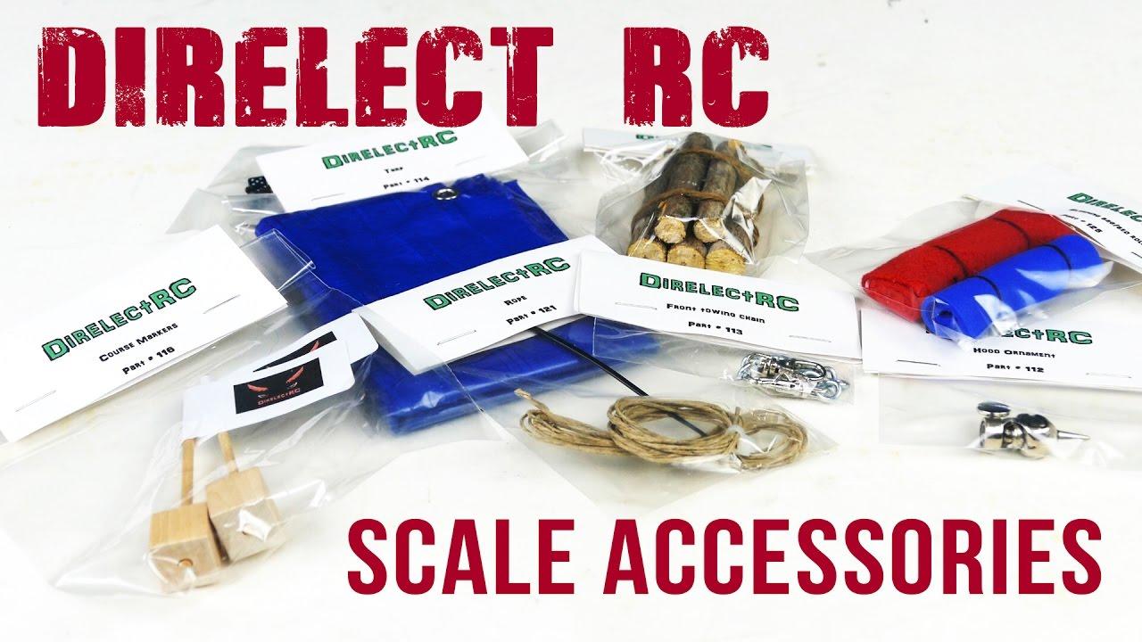 Direlect RC Scale Accessories