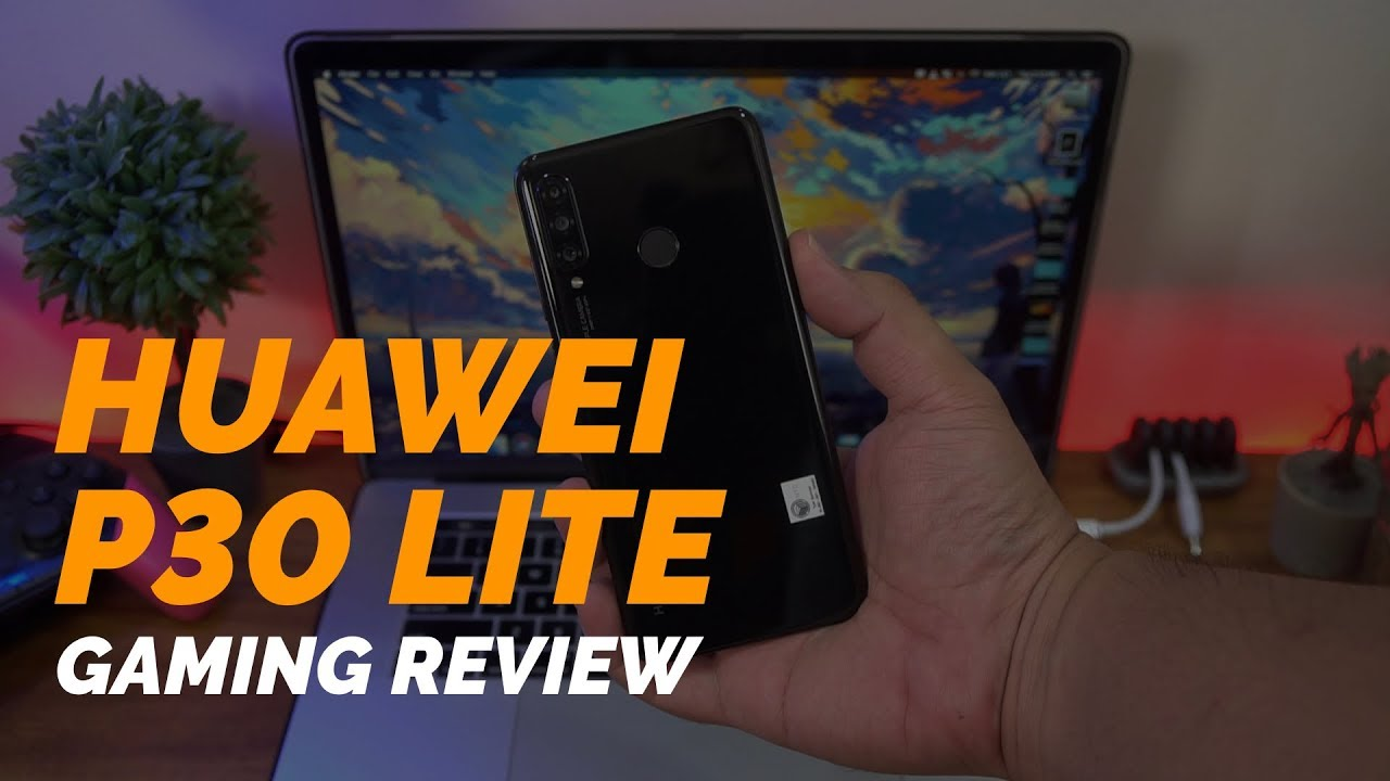 HUAWEI P30 LITE GAMING REVIEW