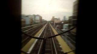 BMT Astoria Line: Manhattan-bound RFW R68 N Train Ride