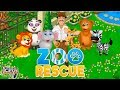 Zoo Rescue: Match 3 & Animals Android Gameplay HD