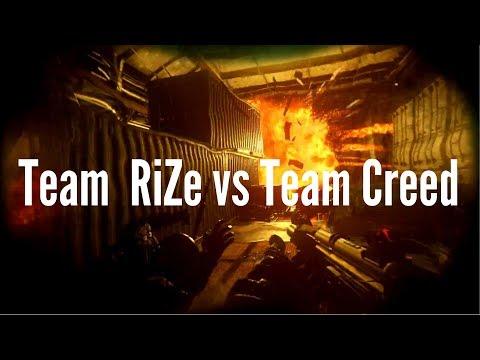 Team RiZe vs Team Creed - Genetic Gaming Ramadan Tournament.