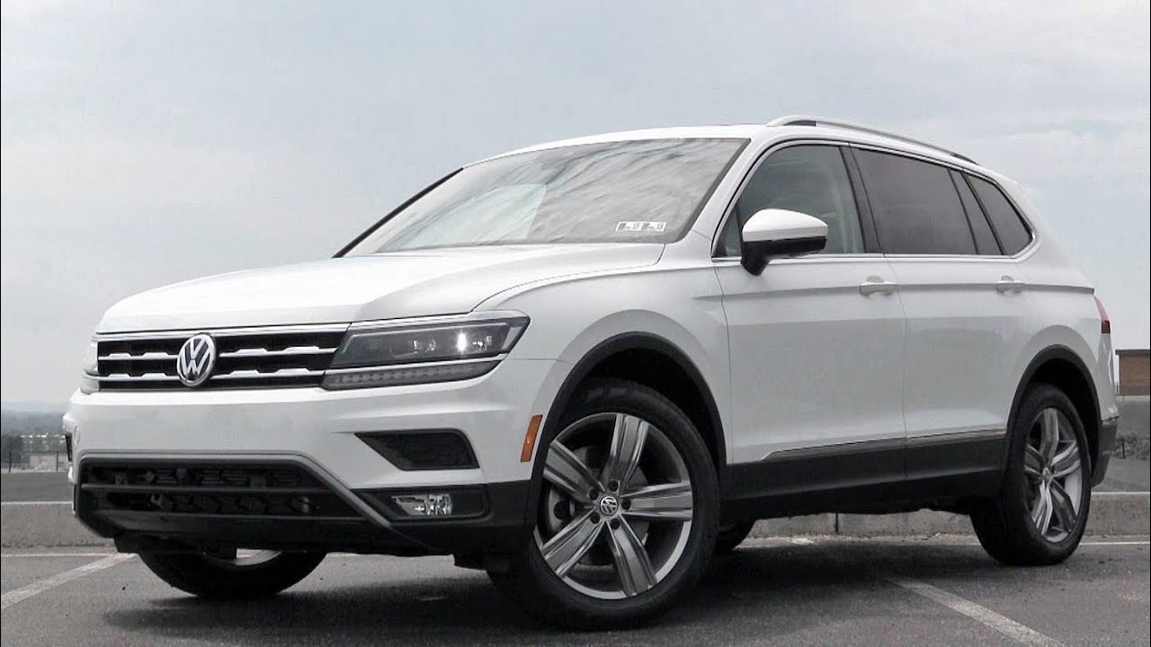 2018 volkswagen tiguan review youtube. Black Bedroom Furniture Sets. Home Design Ideas