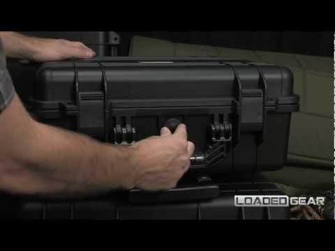 Loaded Gear HD-600 Watertight Hard Case BH11866 By Barska