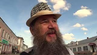 Прогулка по Шуе  колокольня собор музей 1 серия