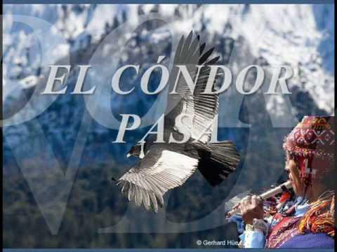 musica el condor pasa