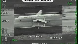 ⛔️ Força Aérea revela imagens do avião a fazer aterragem de emergência em Beja (MixYouTube) ⛔️