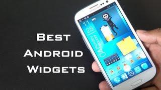 Top 10 Best Android Widgets