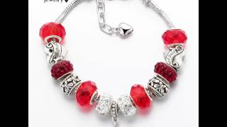 Ювелирные изделия и браслеты из хрустального стекла. /crystal glass bracelets jewelry and bangles