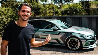 1000PS RS6-E vs. Audi RS6 | Zeiten vergleichen! | Daniel Abt