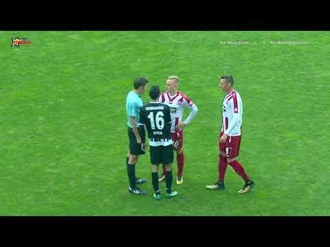 RL West Saison 2017 18 SP15 Rot Weiss Essen vs Rot Weiß Oberhausen 28 10 2017