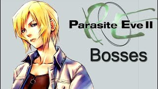 Parasite Eve II (PS1) All Bosses (No Damage)