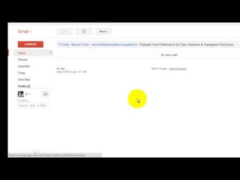 How To Revert Back To Old Chat In Gmail