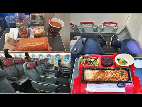 NORWEGIAN AIR 787 DREAMLINER EXPERIENCE|LAX-LGW