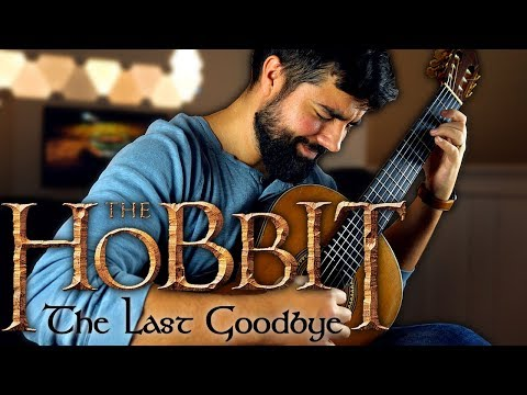"The Hobbit - ""The Last Goodbye"" Classical Guitar Cover (Beyond The Guitar)"