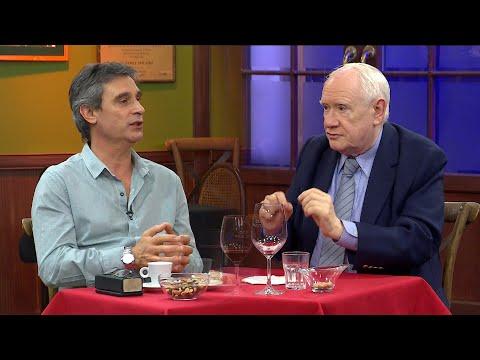 Álvaro García y Oscar Botinelli