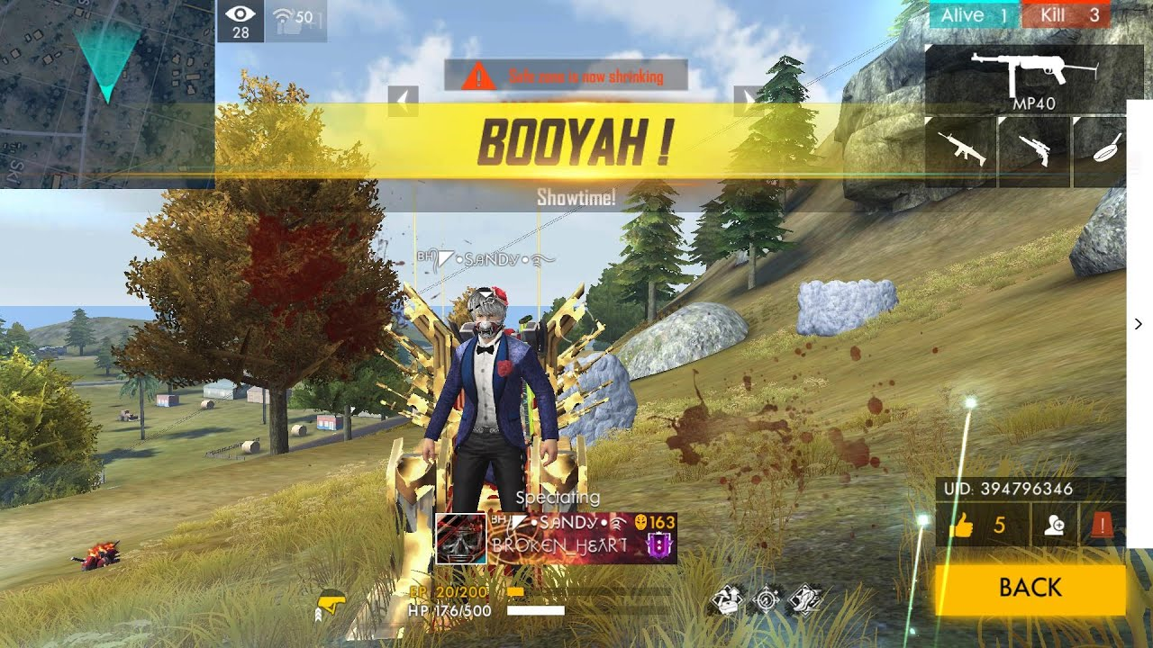Download 13 Kill Rank Match BOOYAH !! Free Fire - Desi Gamers