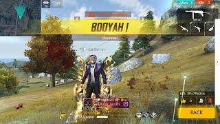 13 Kill Rank Match BOOYAH !! Free Fire - Desi Gamers