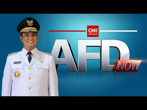 AFD NOW! Spesial Interview Gubernur Anies Baswedan - Pelantikan Anies Sandi