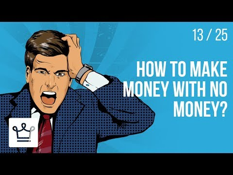Mychal Maguire - How To Make Money With No Money