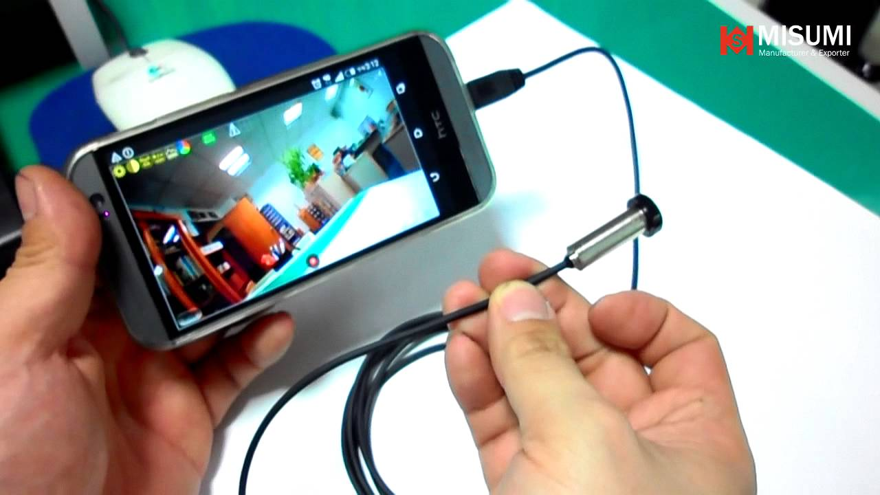 How to connect camera to android phone - mini digital 720p camera with  wide-angle lens