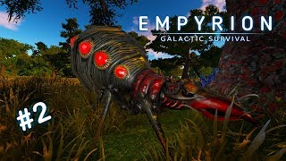 AMBUSHED! | Empyrion Galactic Survival | Alpha 9.4 | part 2