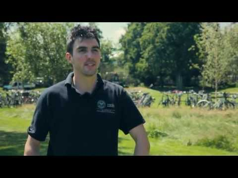 Surrey Mathematics student Placement Year at IBM and Wimbledon