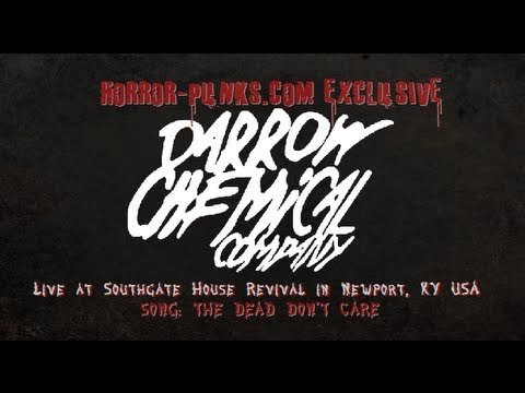 H-P EXCLUSIVE: DARROW CHEMICAL COMPANY - 'The Dead Don't Care' - Live - 2013