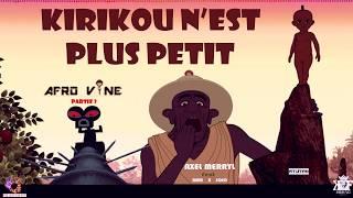 Axel Merryl -KIRIKKOU N'EST PLUS PETIT- Feat AMR x Jojo [AUDIO LYRIC] Prod by Cheetah Boy