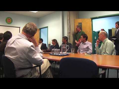 AllEarth Renewables Hosts Vt Rep Peter Welch Part 4