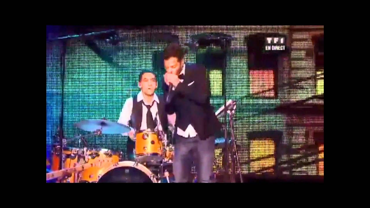 Christophe Mau00e9 et lu0026#39;harmonica - YouTube