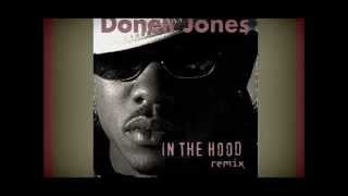 Donell Jones- In The Hood (Remix)  (1996)