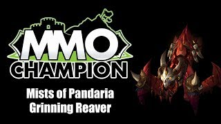 Patch 5.4.8 - Grinning Reaver Mount