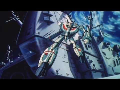 The Super Dimension Fortress Macross - Clean Intro [720p]