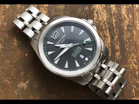 The Certina DS Action Wristwatch: The Full Nick Shabazz Review