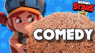 Bush Camper | Brawl Stars Comedy