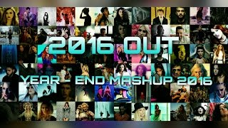 Video 2016 OUT | Year-End Mashup 2016 (90 Songs) download MP3, 3GP, MP4, WEBM, AVI, FLV Desember 2017